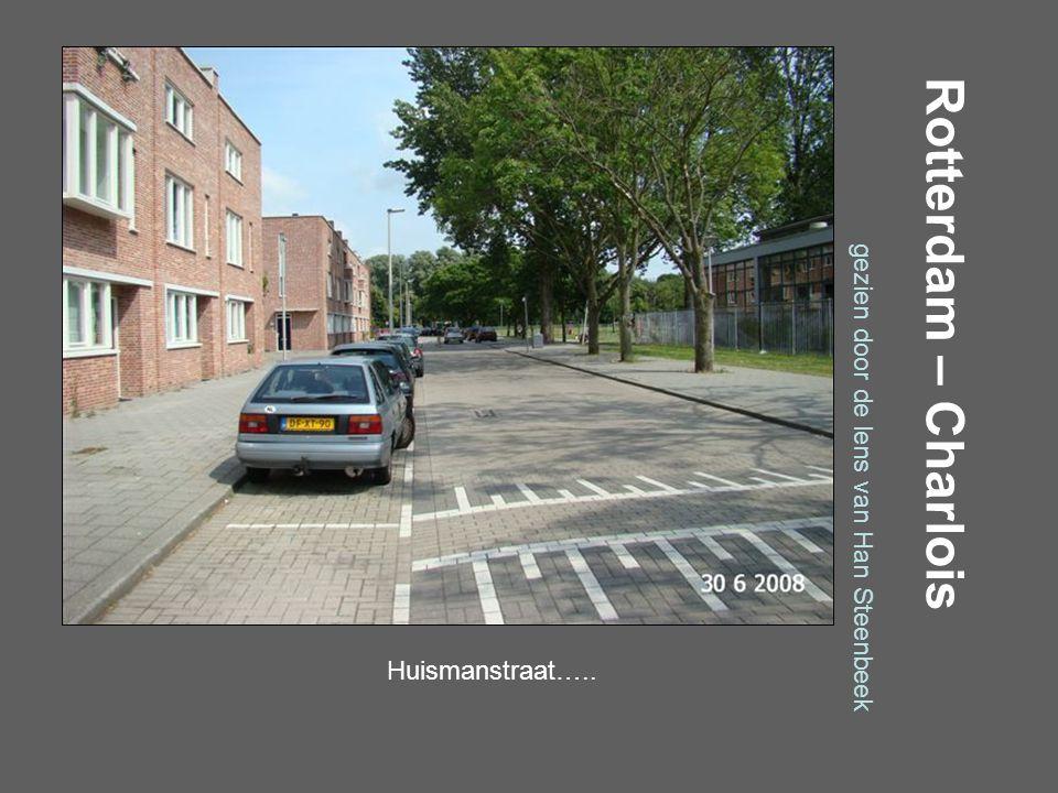 Rotterdam – Charlois gezien door de lens van Han Steenbeek Bakkerstraat…..