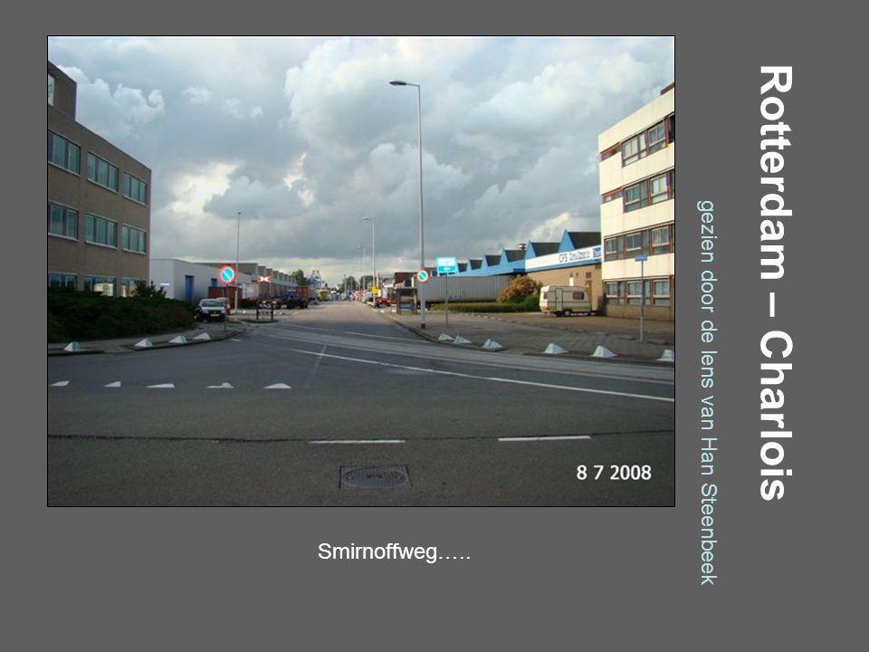 Rotterdam – Charlois gezien door de lens van Han Steenbeek Sluisjesdijk RET…..