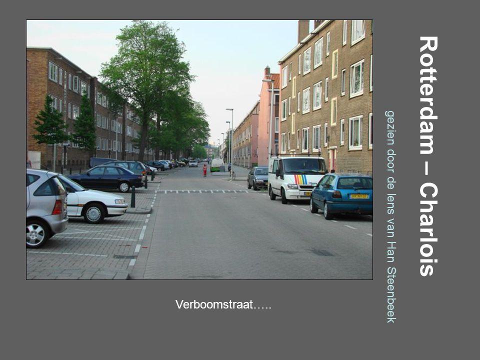 Rotterdam – Charlois gezien door de lens van Han Steenbeek S T C…..