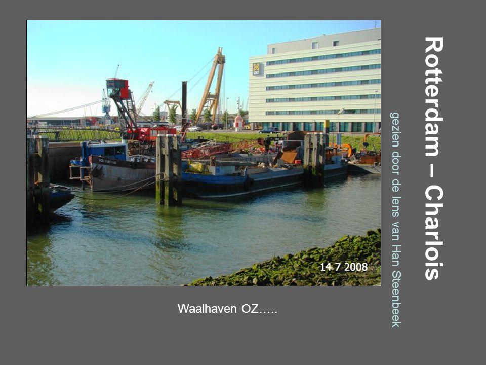 Rotterdam – Charlois gezien door de lens van Han Steenbeek Voornsevliet…..