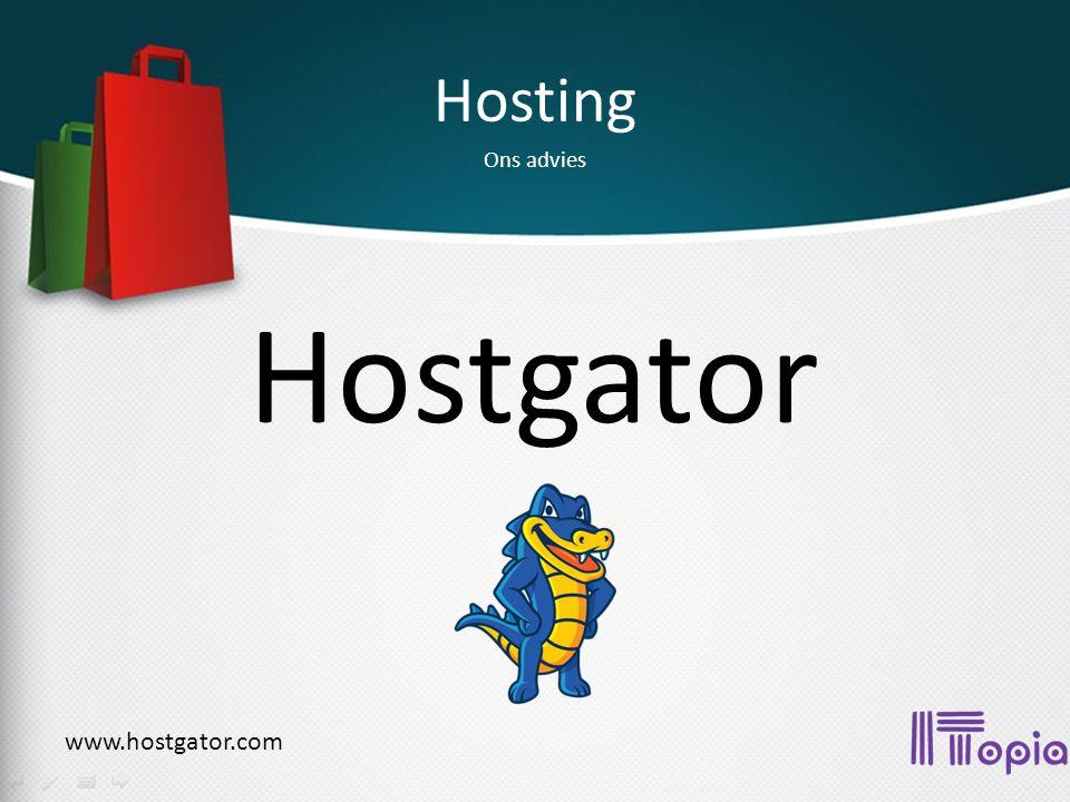 Hosting Ons advies Hostgator www.hostgator.com