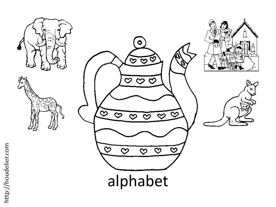 alphabet http://houdelier.com
