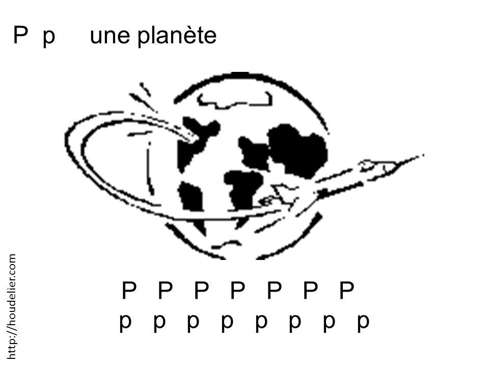 P p une planète P P P P P P P p p p p http://houdelier.com