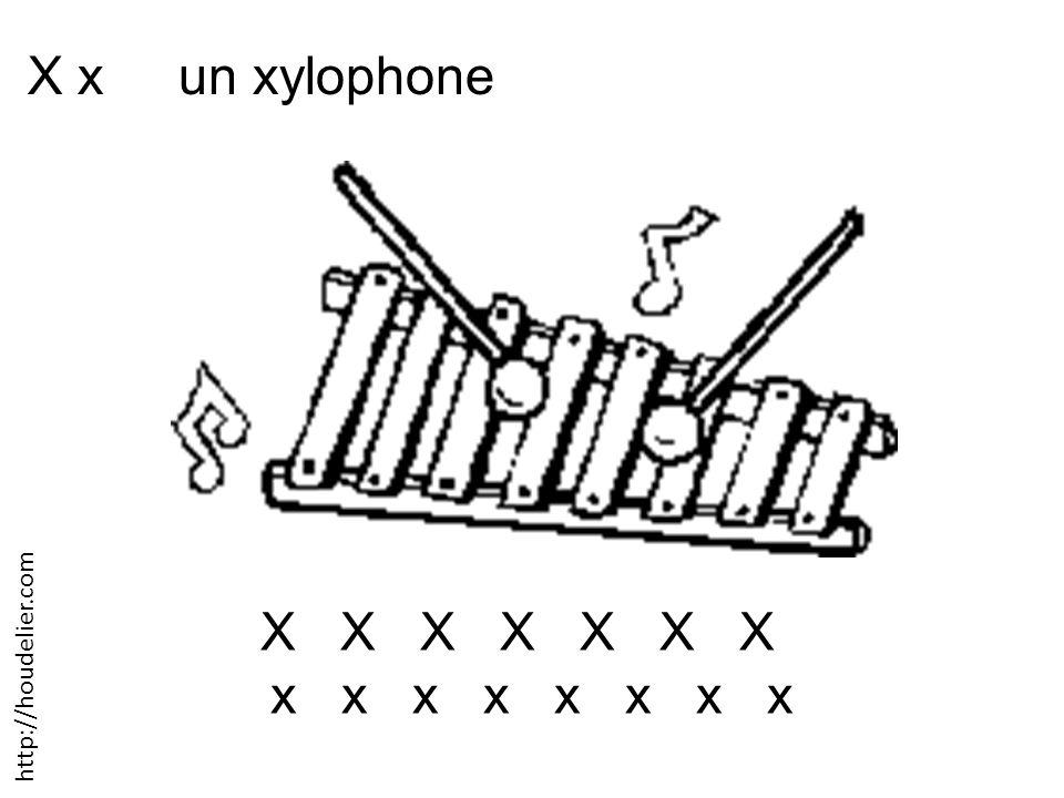 X x un xylophone X X X X X X X x x x x http://houdelier.com