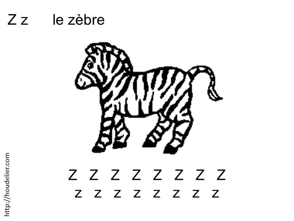 Z z le zèbre Z Z Z Z z z z z http://houdelier.com