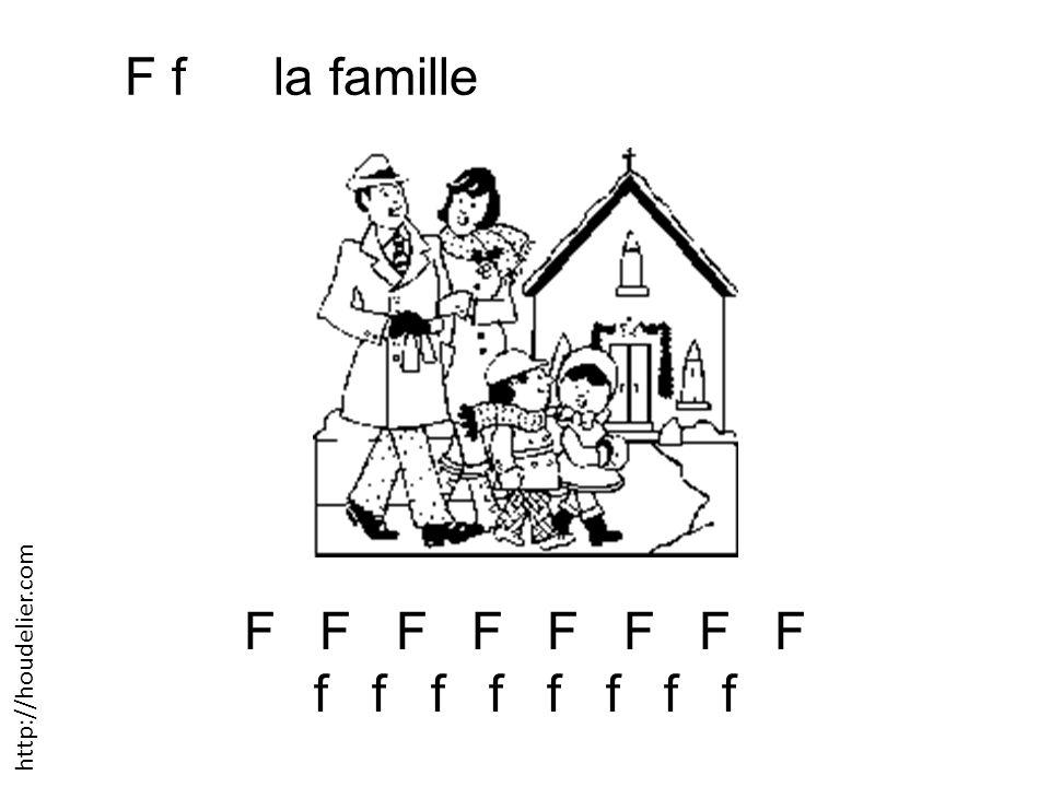 F f la famille F F F F f f f f http://houdelier.com