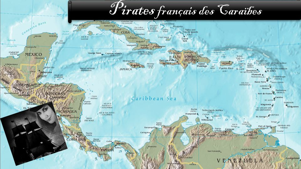 Pirates français des Caraïbes