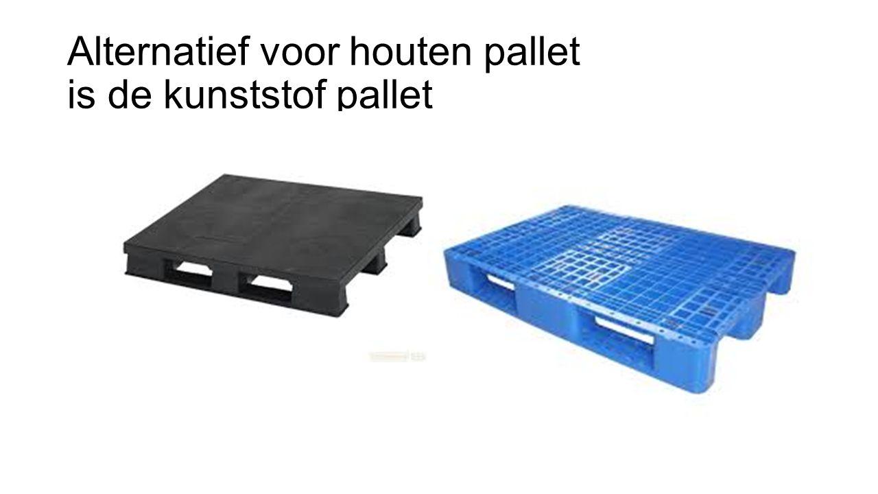 Wat hebben we onderzocht Hout: Meermalige EUR/EPAL pallet 1.