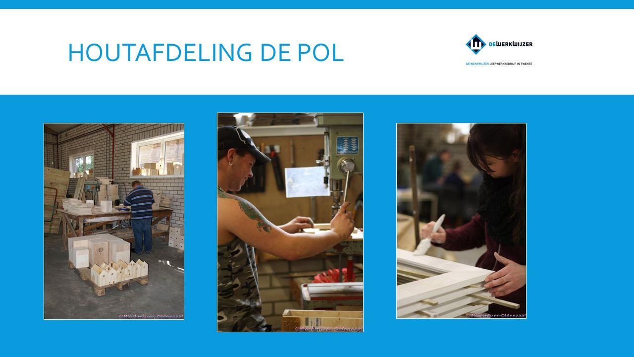 HOUTAFDELING DE POL