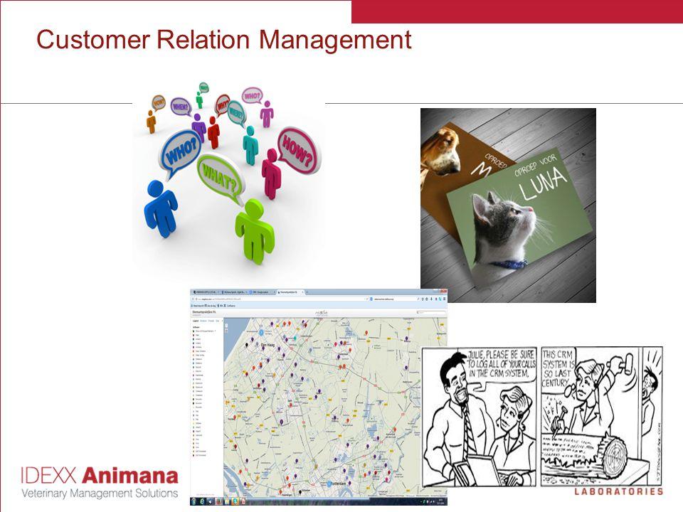 Customer Relation Management