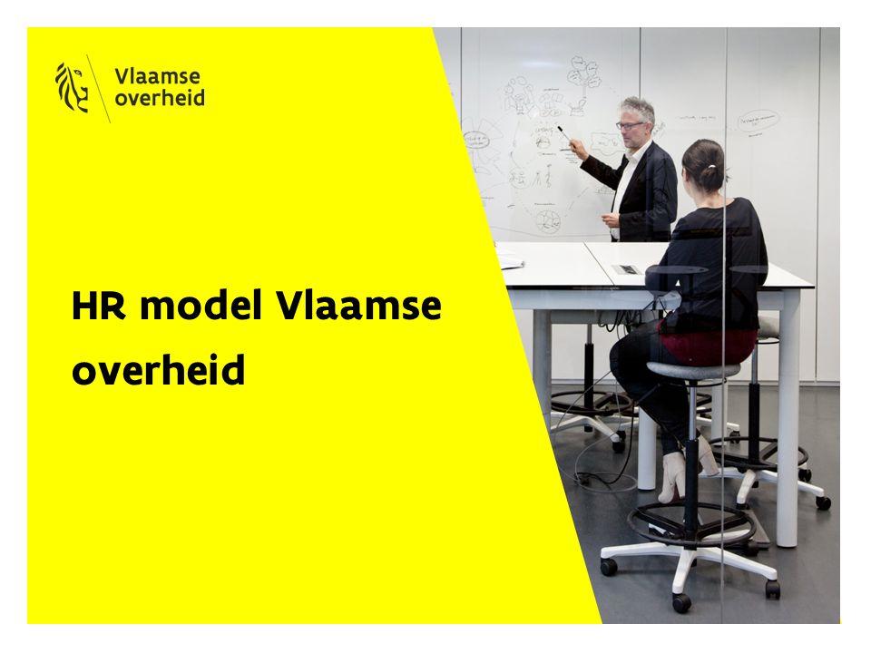 HR model Vlaamse overheid