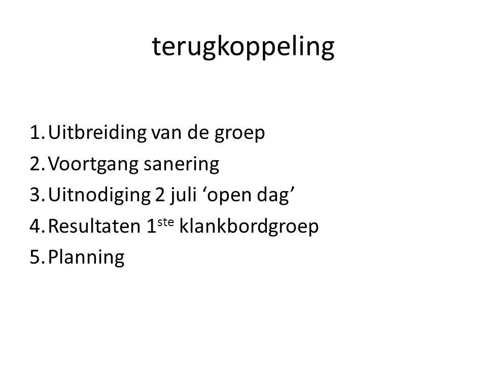 Projectplan 'NUON' Gebiedsanalyse + Programma verkenning Van Structuurkaart naar ……..