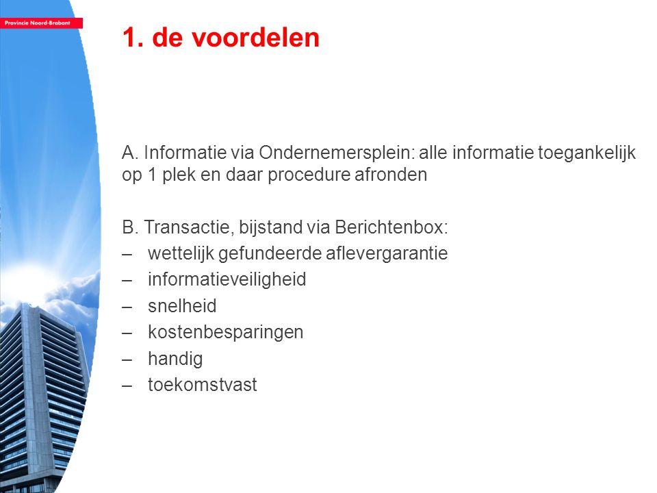 2.met wie. –PS Noord-Brabant: Ec.