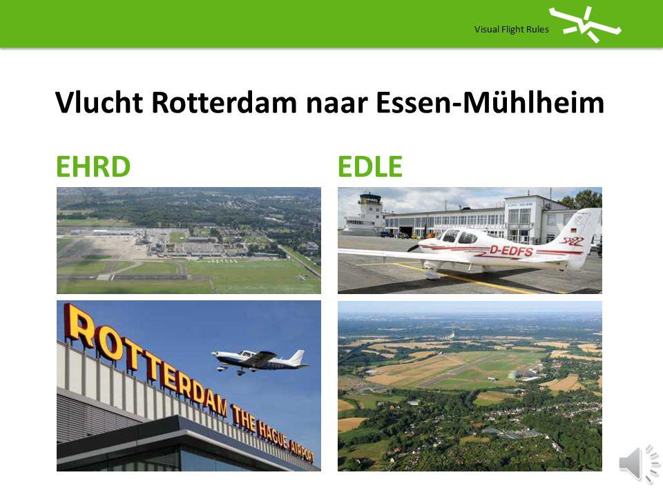 Visual Flight Rules Soorten van 'communicatie' Radioground-to-air(Tower, Approach, Radar/CTL) Radarbeelden(Transponder S) Zichtair-to-air(via frequentie) Lichtsignalen