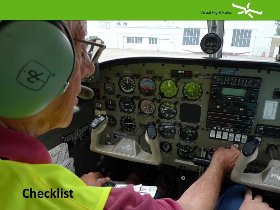 Visual Flight Rules