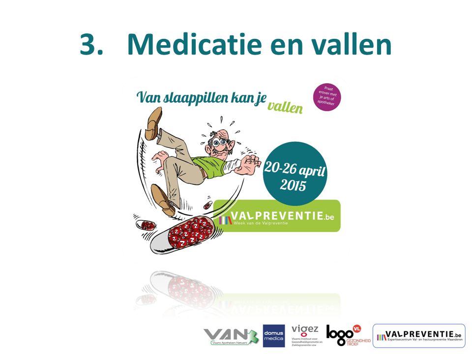 3.Medicatie en vallen