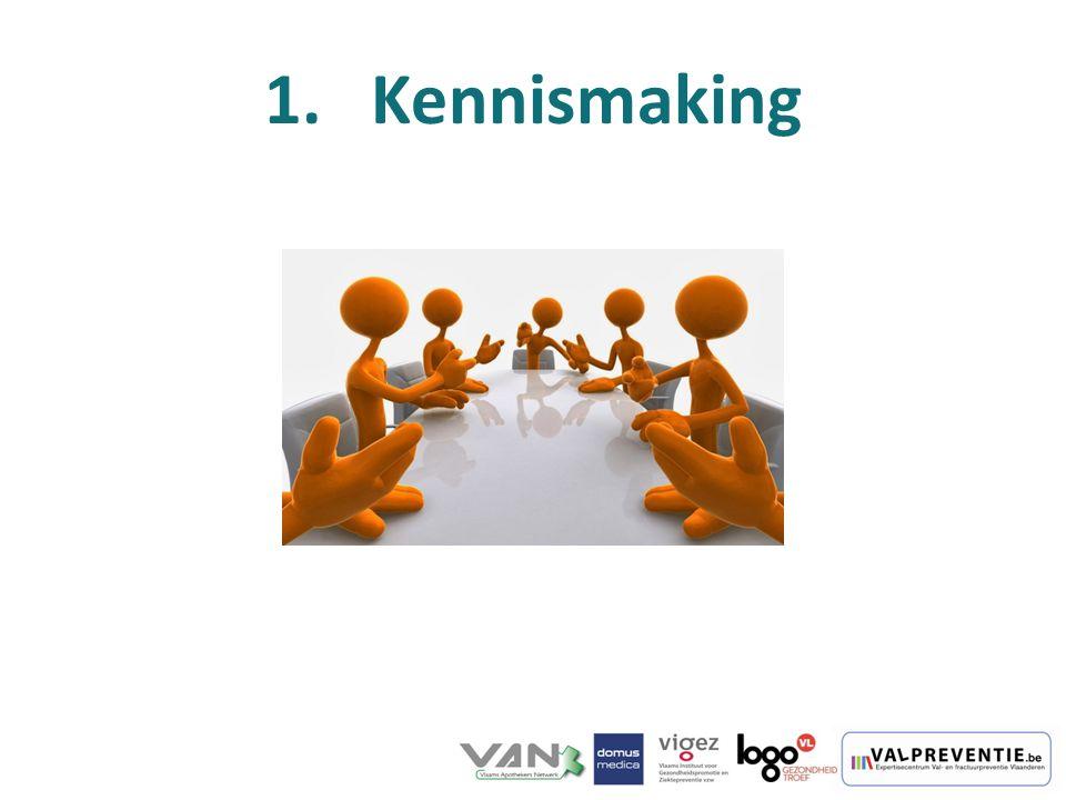 1.Kennismaking
