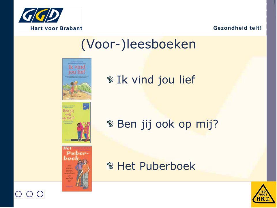 (Voor-)leesboeken Ik vind jou lief Ben jij ook op mij? Het Puberboek