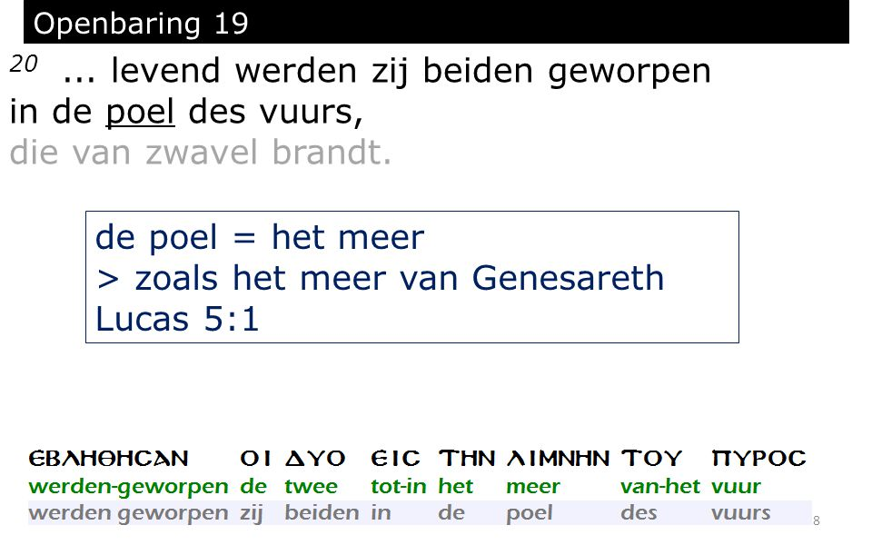 18 Openbaring 19 20...