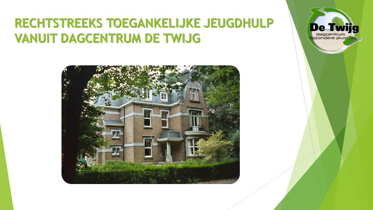Hoe aanmelden bij het dagcentrum De Twijg.