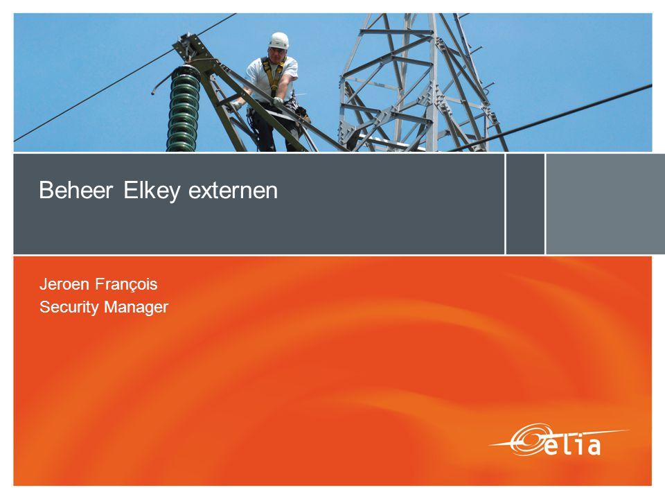 * European Programme for Critical Infrastructure Protection FAQ 2  Waarom een nieuwe procedure.