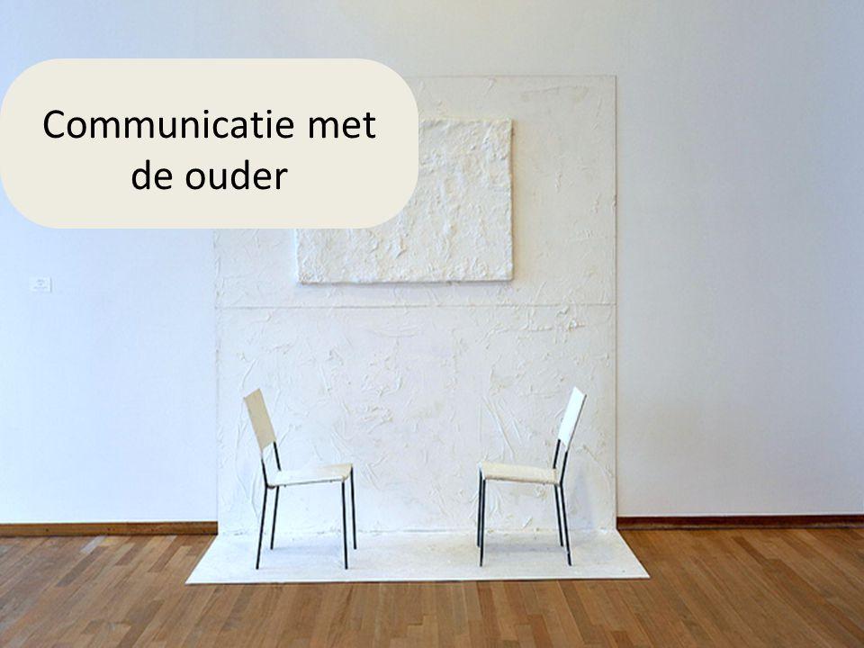 36 Communicatie met de ouder