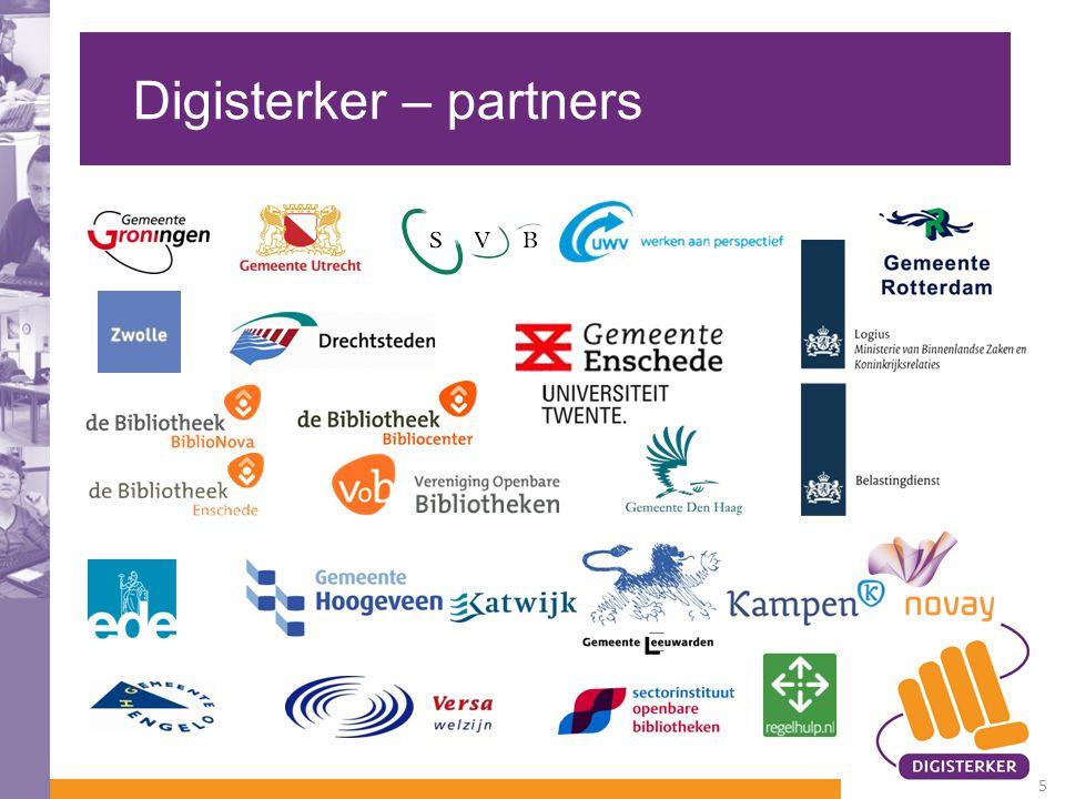 Digisterker – status Binnenkort  Deventer  Purmerend e.o.