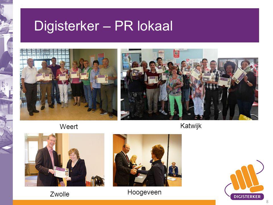 Digisterker – PR lokaal 8 Weert Katwijk Zwolle Hoogeveen