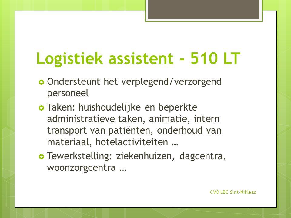 Modules Zorgkundige CVO LBC Sint-Niklaas  Specifieke zorg 1  Specifieke zorg 2  Omgaan met complexe zorgsituaties  Totaalzorg  Individuele praktijkbegeleiding zorgkundige  40 LT  50 LT