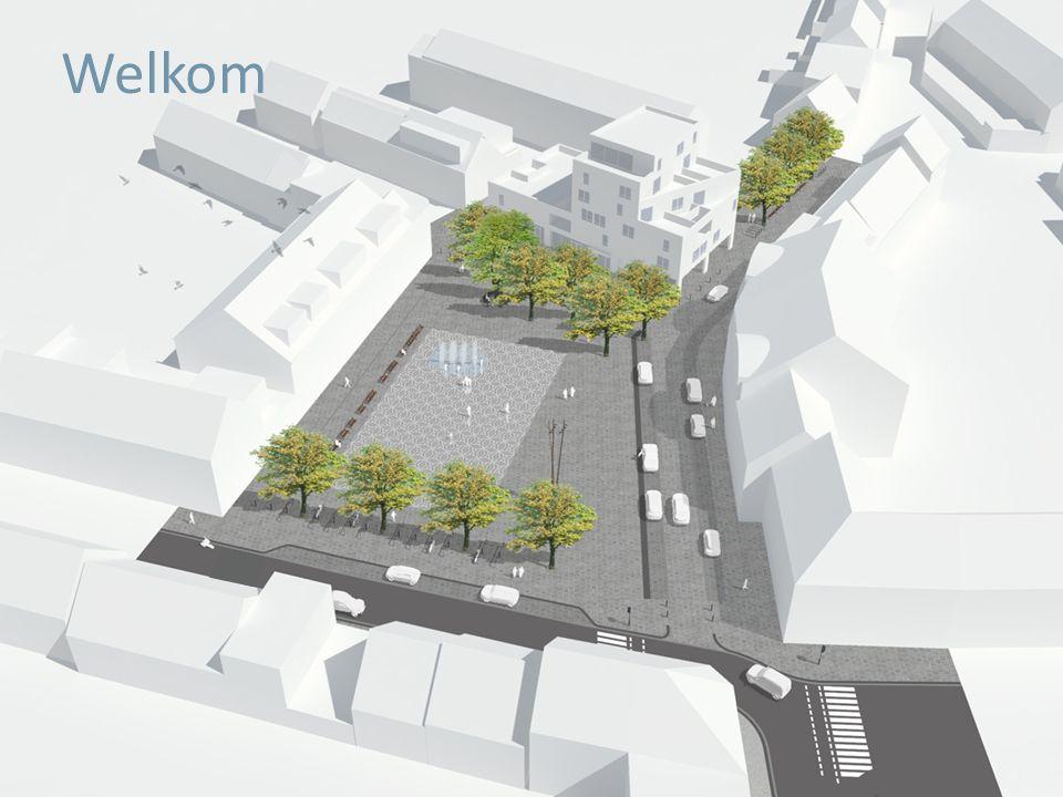 Stadsontwikkeling Fase 4 - markt