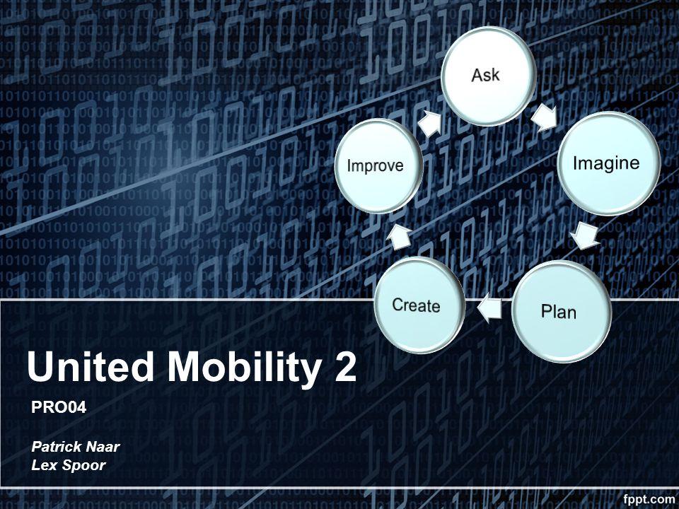 United Mobility 2 PRO04 Patrick Naar Lex Spoor
