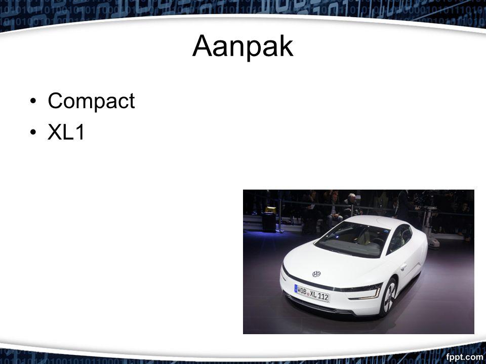 Aanpak Compact XL1