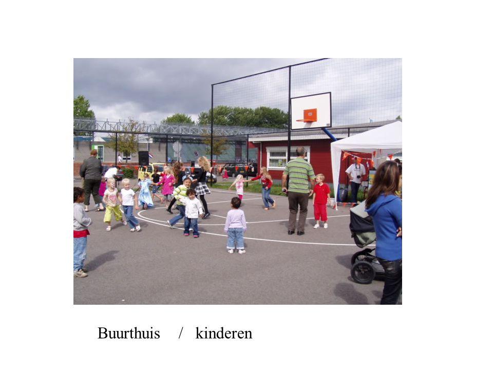 Buurthuis / kinderen