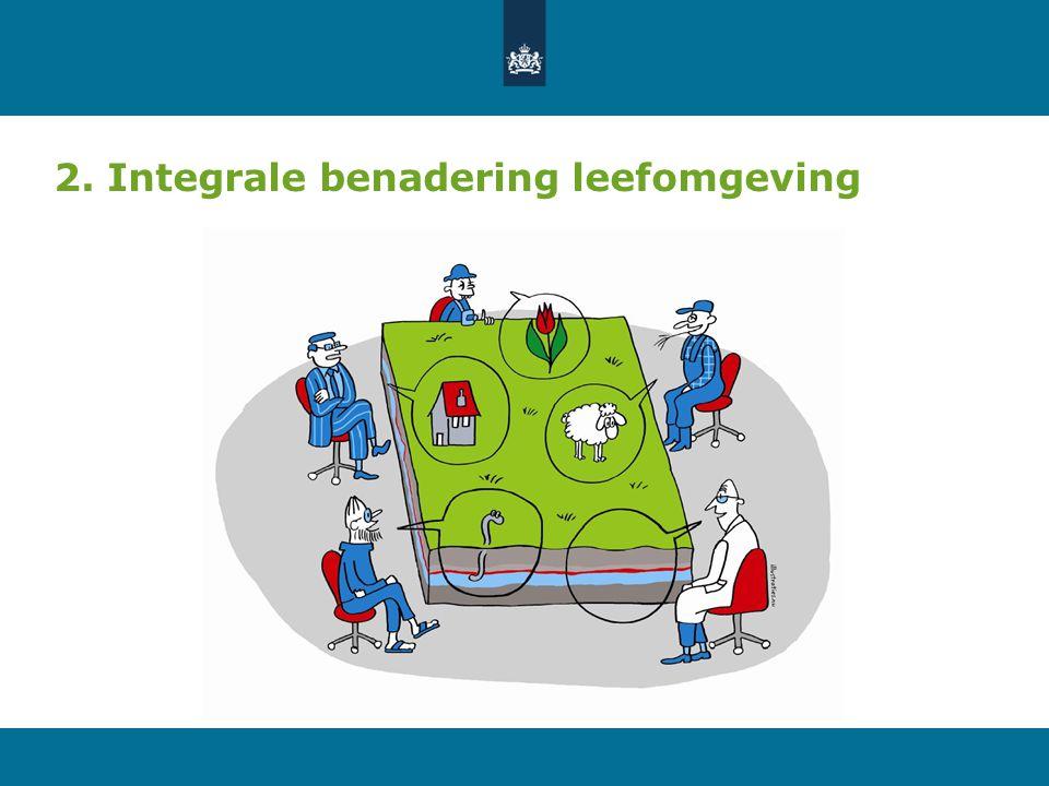 2. Integrale benadering leefomgeving