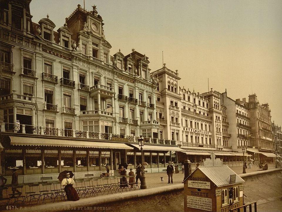 Oostende een florerende stad in de Belle epoque en in de Belgische en mondiale context : de metamorfose rond 1905 maakte van Oostende een nog attractievere pleisterplek voor de beau monde van heel Europa en ver daarbuiten.