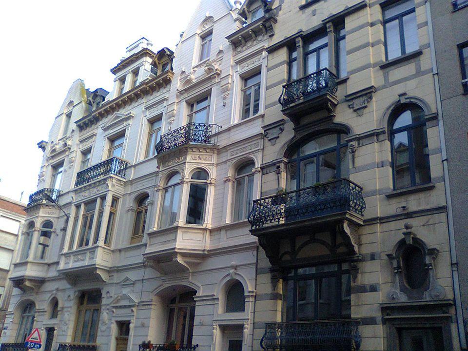 Restaurant Villa Maritza is ondergebracht in een prachtig geklasseerd herenhuis uit 1885.