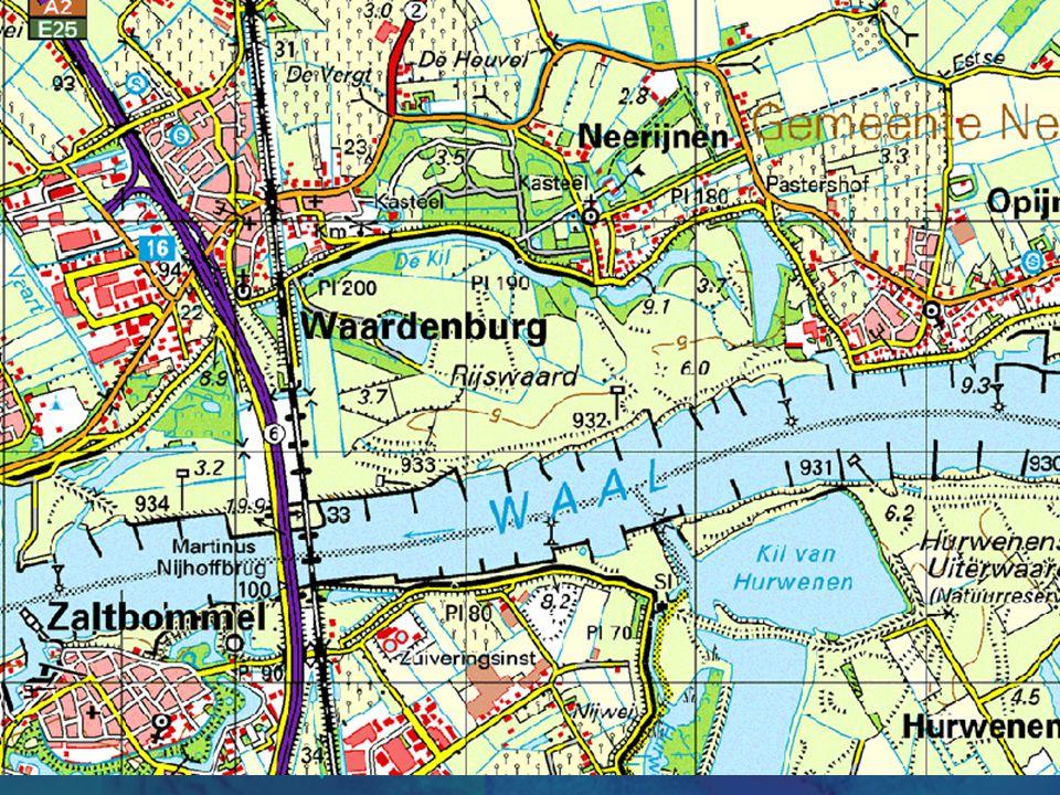 Gelders Landschap RWS DON Gemeente Neerijnen Provincie Gelderland Gemeente Zaltbommel Ruimte voor de rivier project Dijkring 43 Betuwe- Tieler En Culemborgerwaard Dijkring 30 Bommelerwaard Hoofd-watersysteem Waterschap Rivierenland