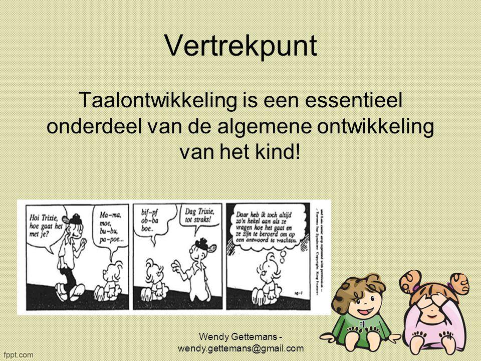 Visietekst Kind & Gezin: taalstimulering en meertaligheid (1) Waarom werken aan taalstimulering en meertaligheid.