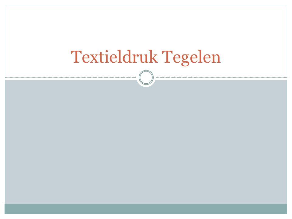 Textieldruk Tegelen