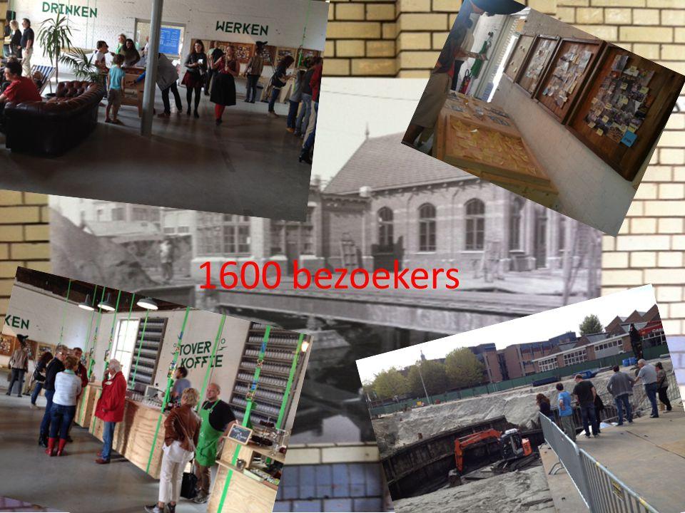 1600 bezoekers