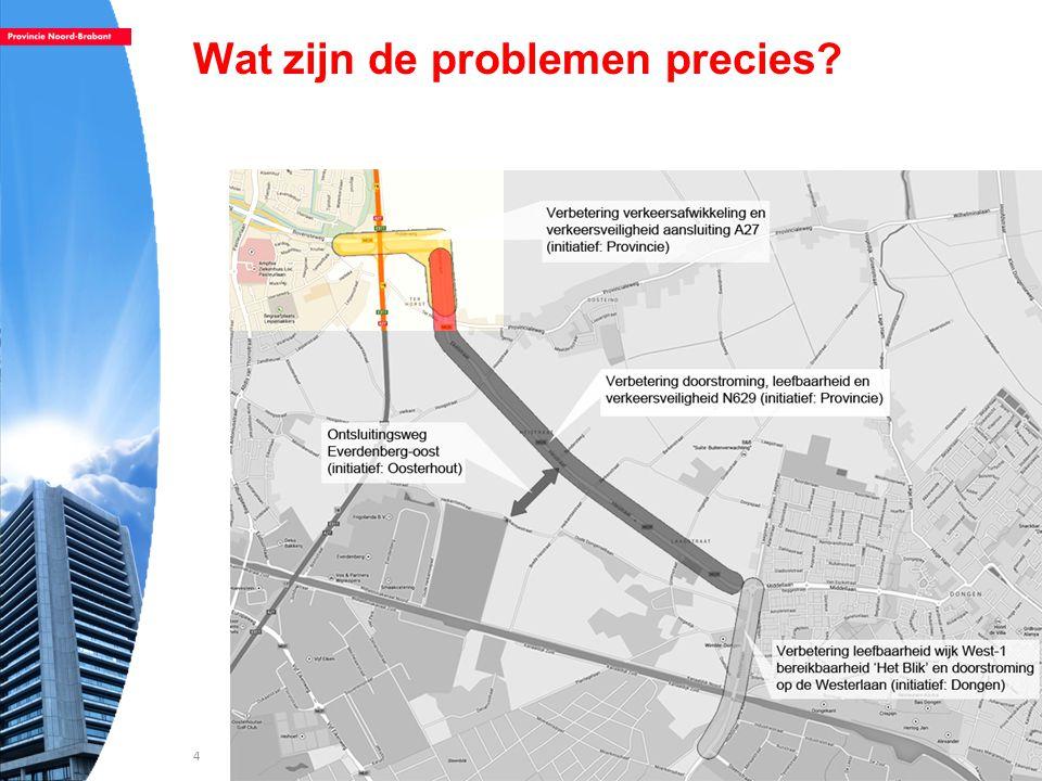 Wat zijn de problemen precies? 4