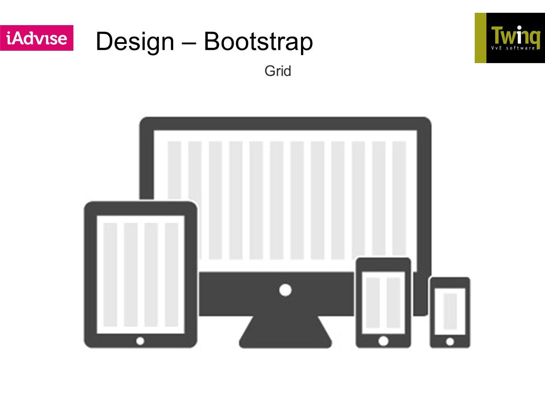 Design – Bootstrap Grid