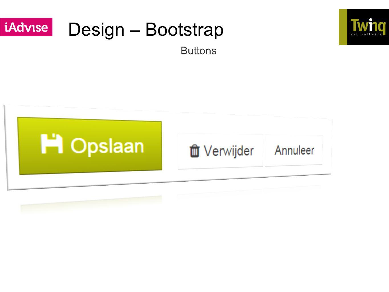 Design – Bootstrap Buttons