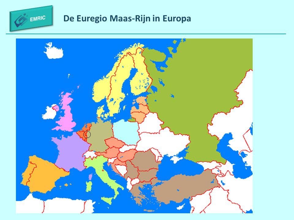 De Euregio Maas-Rijn in Europa