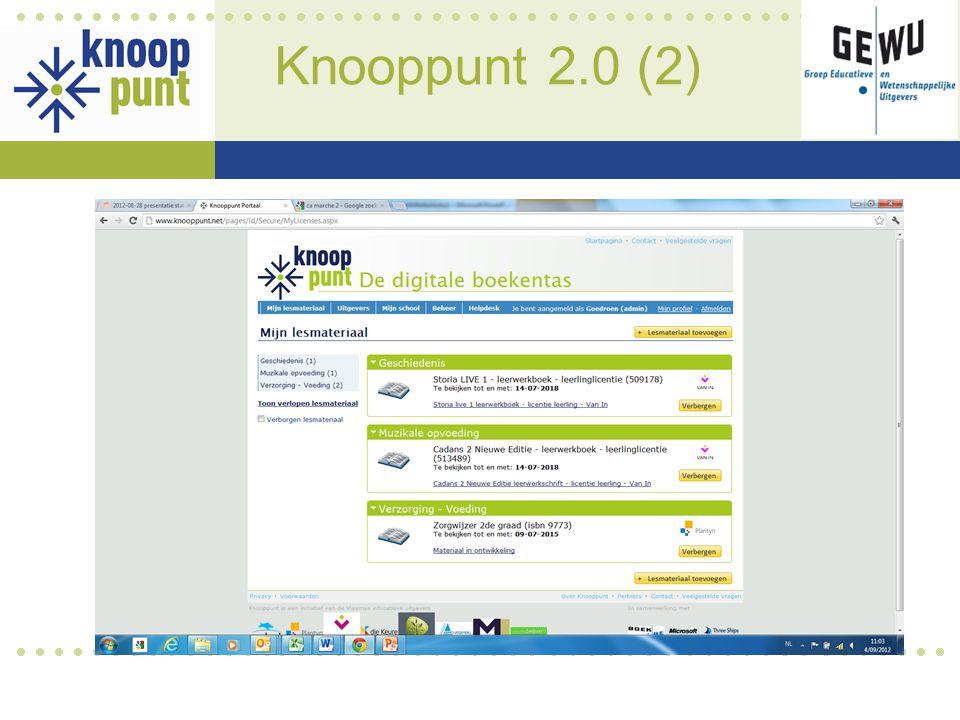Knooppunt 2.0 (2)