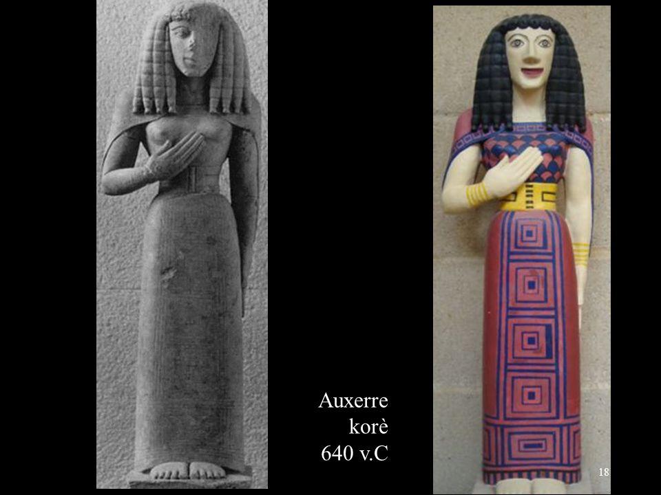 Auxerre korè 640 v.C 18