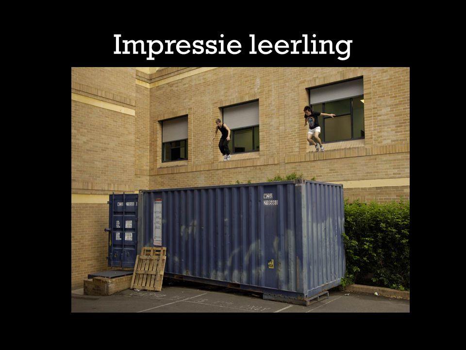 Impressie leerling