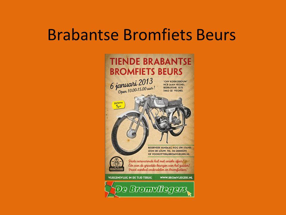 Brabantse Bromfiets Beurs