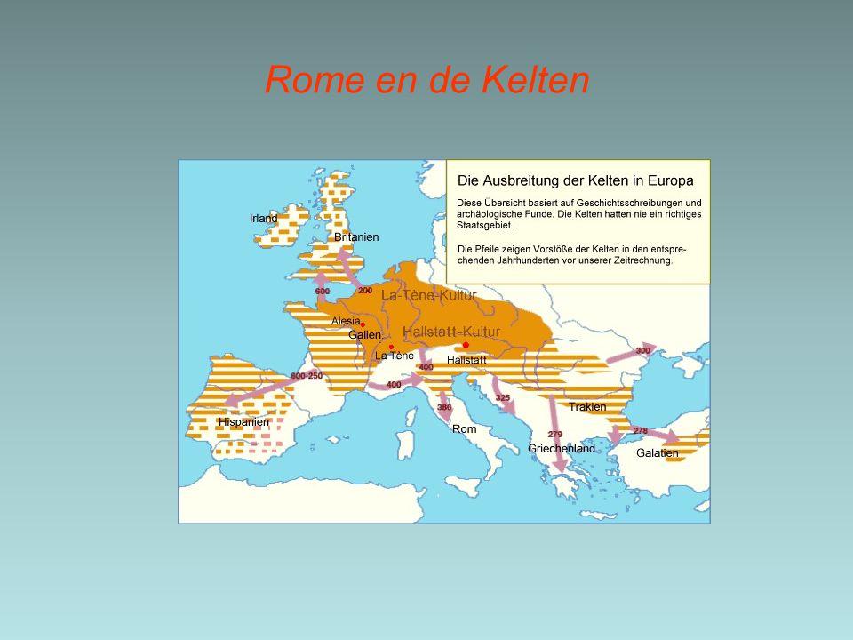 Rome en de Kelten