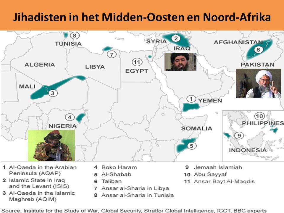 Jihadistische Groepen: Wat Hebben Ze Gemeen.
